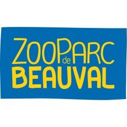 Coupon restauration Zoo de Beauval - 03/04/2019