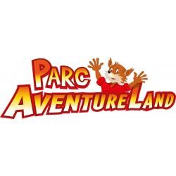 E-billet adulte Parc Aventure Land  (dpt 95) Saison 2018